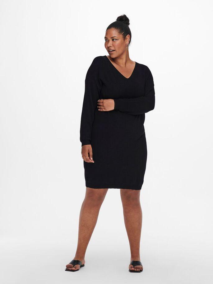 Esly -v-neck dress