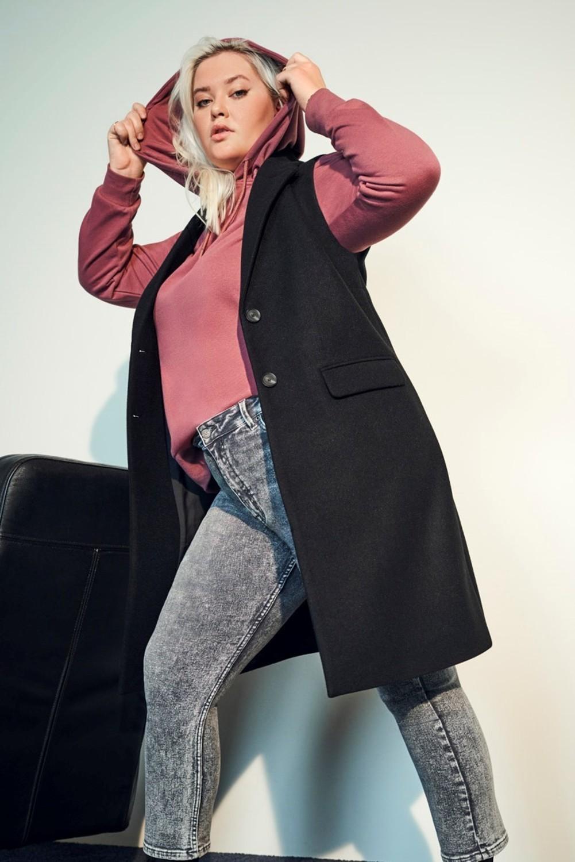 Emma knee waistcoat