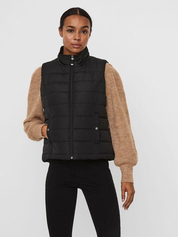 Simone short waistcoat