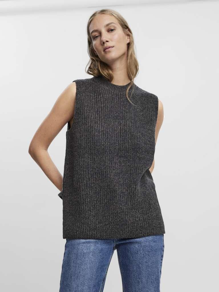 Lea o-neck vest