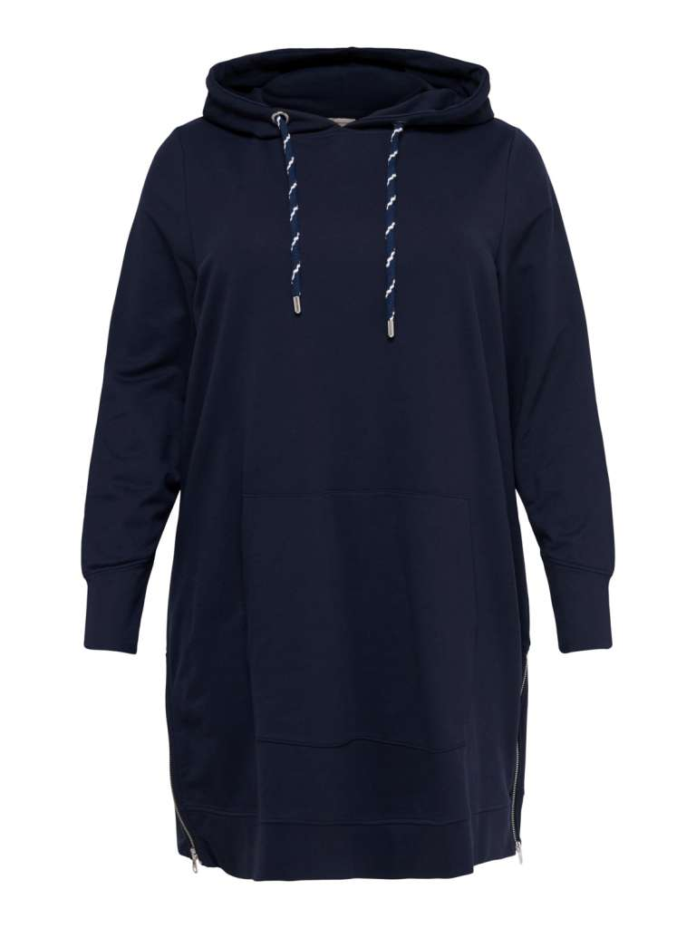 Kally hood dress