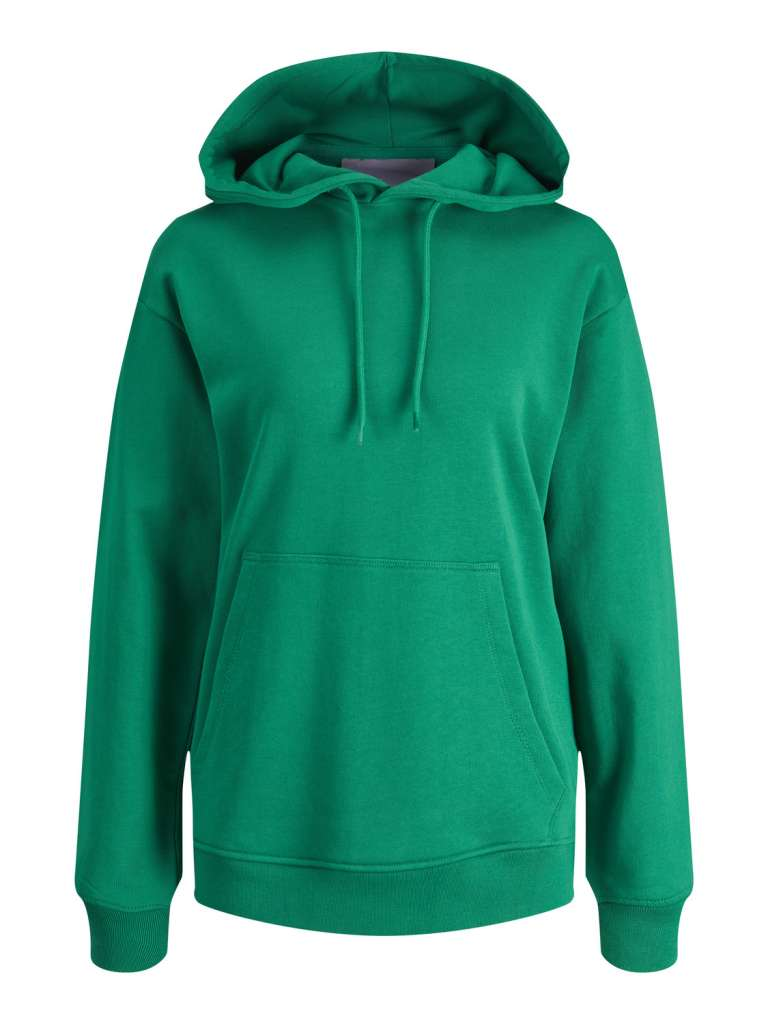 Anna hoodie. Grønn