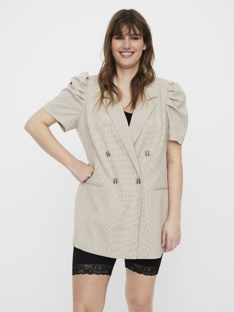 Eysia 2/4 sleeve blazer