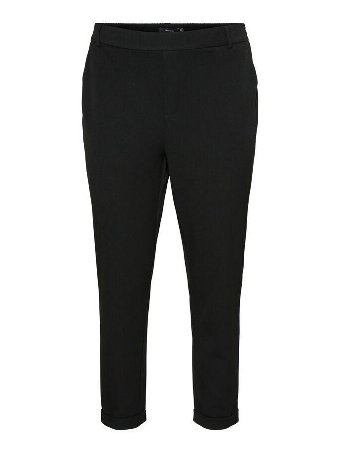 kaya loose solid pant