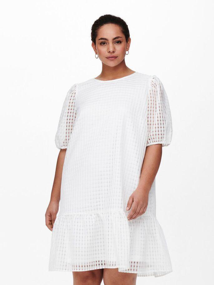 Elana 2/4 knee dress