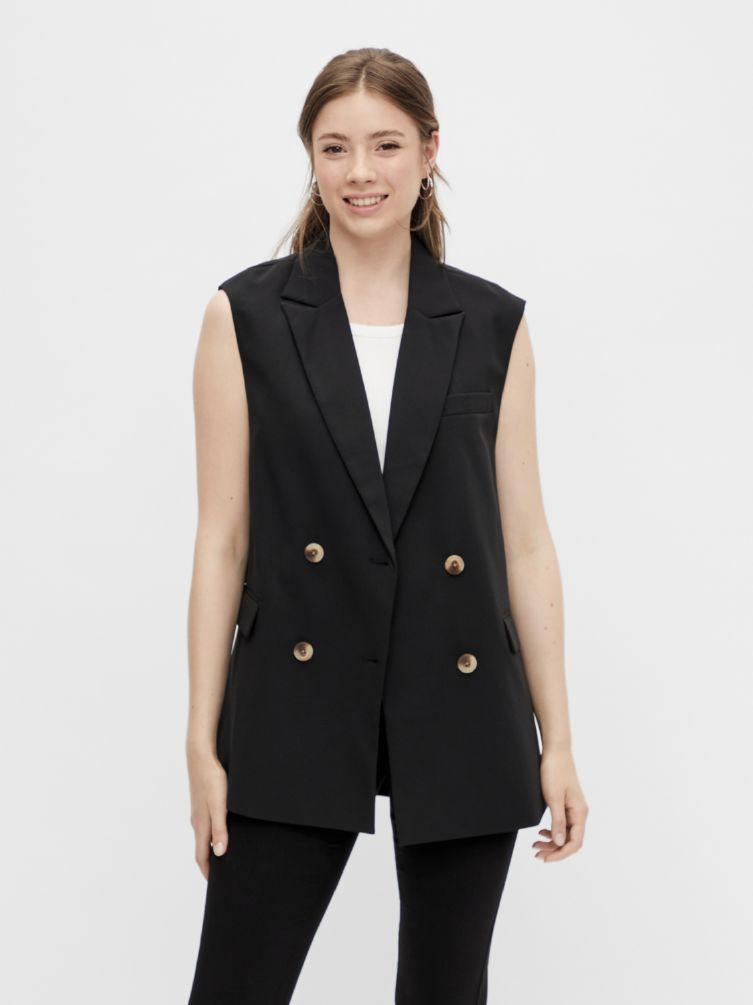 Monna loose waistcoat